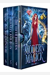 Modern Magick, Volume 2: Books 4-6 (Modern Magick Collected) Kindle Edition