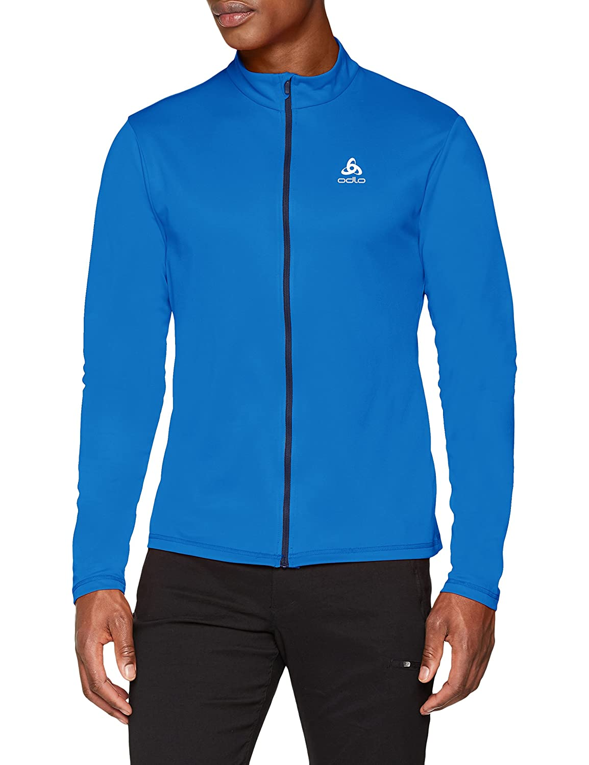 Odlo Herren Midlayer Full Zip Saikai Light Jacke
