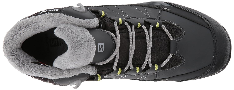 Salomon Damen L39059100 Trekking- & Wanderstiefel Wanderstiefel Wanderstiefel grau 1267e3