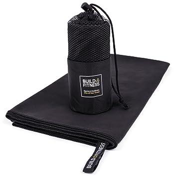 Toalla de microfibra. Gimnasio toalla, toalla de baño, de secado rápido, muy