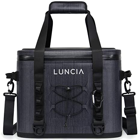 LUNCIA Nevera Flexible Portátil Grande 20L para Playa Bebidas ...