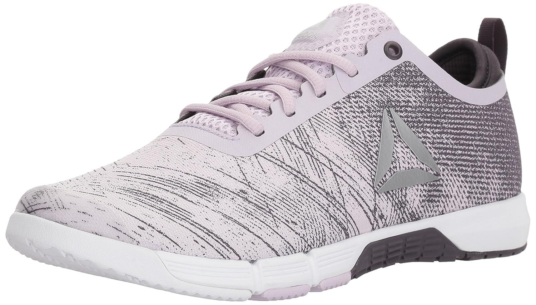 Reebok Women's Speed Her TR Sneaker B073XK52SY 11 B(M) US|Quartz/Smoky Volcano/White/Silver