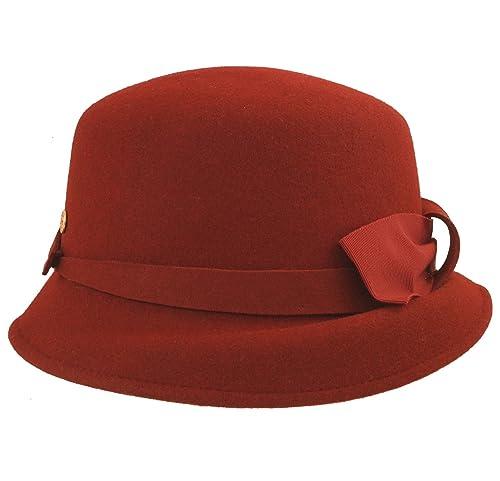 Mayser -  Cappello Fedora  - Donna