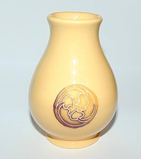 MOORCROFT pottery vase: Amazon co uk: Kitchen & Home