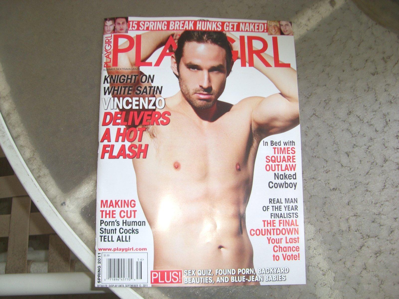 Download PLAYGIRL+SUMMER 2011+COVER MODEL VINCENZO+PLAYGIRL (#56) pdf epub