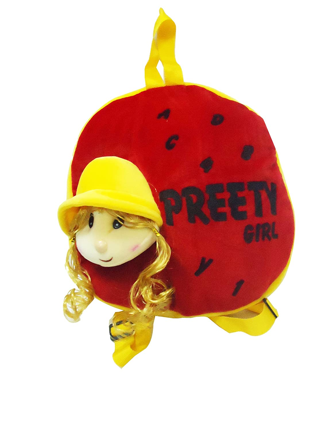 Buy Hello Toys Pretty Girl Bag Online at Low Prices in India - Amazon.in defe90864f