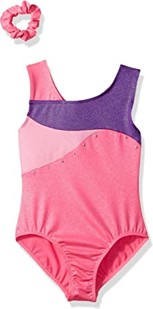 Jacques Moret girls Fun Gymnastics Leotard