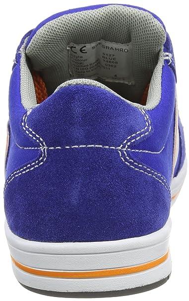 Manka Vesa Chaussures de s/écurit/é pour homme avec bout en acier et pointe en acier