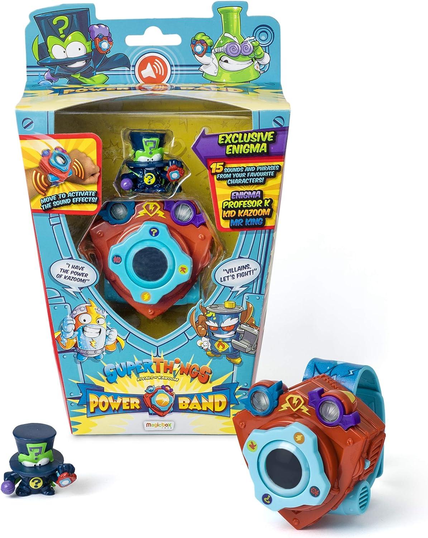 Magicbox superthings segreti spie EROI Quartier Generale Playset