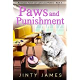 Paws and Punishment: A Norwegian Forest Cat Café Cozy Mystery - Book 5