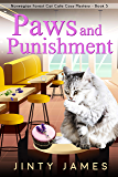 Paws and Punishment : A Norwegian Forest Cat Café Cozy Mystery - Book 5