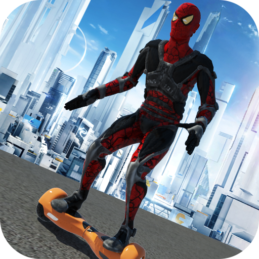 - Spider Hoverboard Scooter PRO
