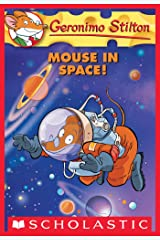 Geronimo Stilton #52: Mouse in Space! Kindle Edition