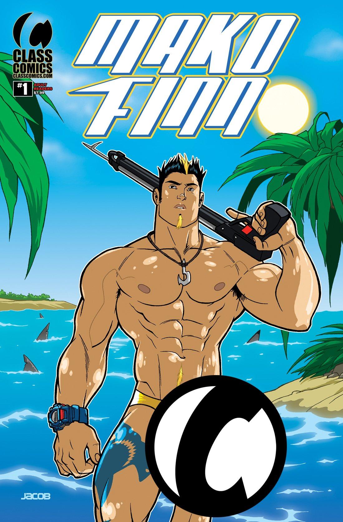 zahn class comics 8