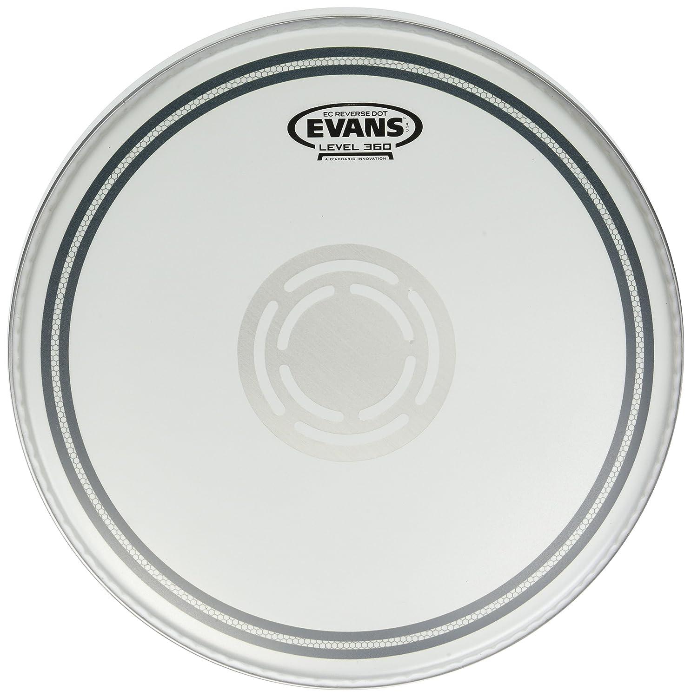 Evans EC Reverse Dot Snare Drum Head, 13 Inch - B13ECSRD Evans Heads