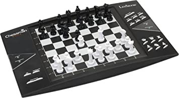 LEXIBOOK (CG1300 Ajedrez electrónico Chessman Elite, Todo ...