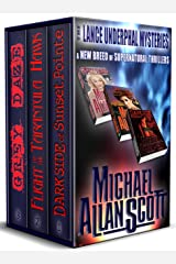 Lance Underphal Mystery Series – Box Set: A New Breed of Murder Mystery Thrillers (A Murder Mystery & Thriller Series with a Twist) Kindle Edition