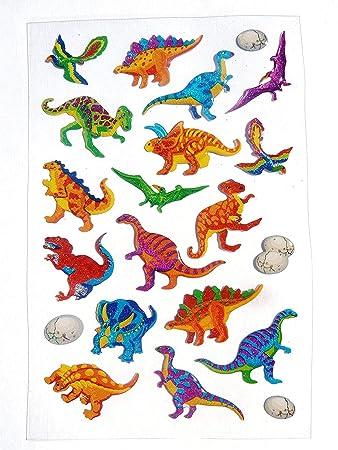 Amazon.com: Minilabel pegatinas de dinosaurios – niños/niños ...