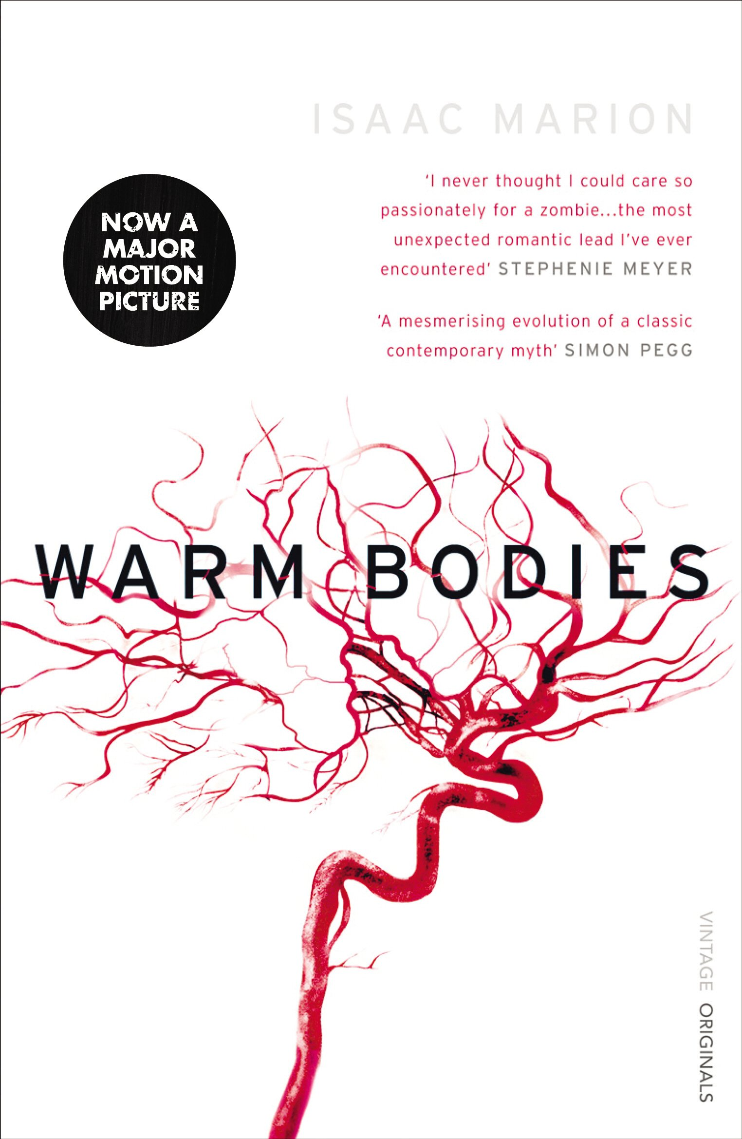 Image result for warm bodies book