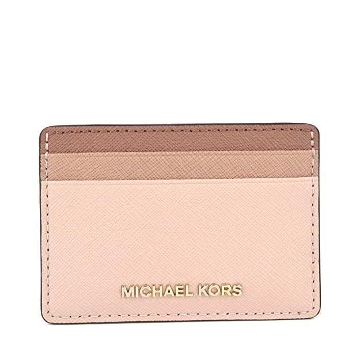 MICHAEL by Michael Kors Jet Set Cartera Rosa Mujer uni Multi ...