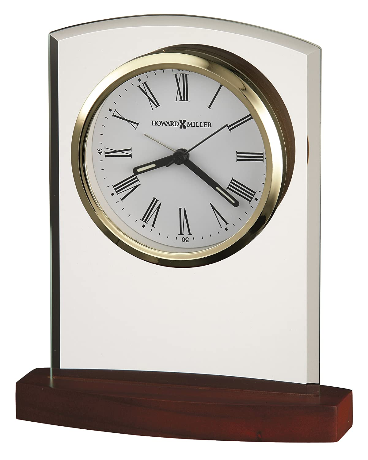 Amazon.com: Howard Miller 645 580 Marcus Table Clock By: Home U0026 Kitchen