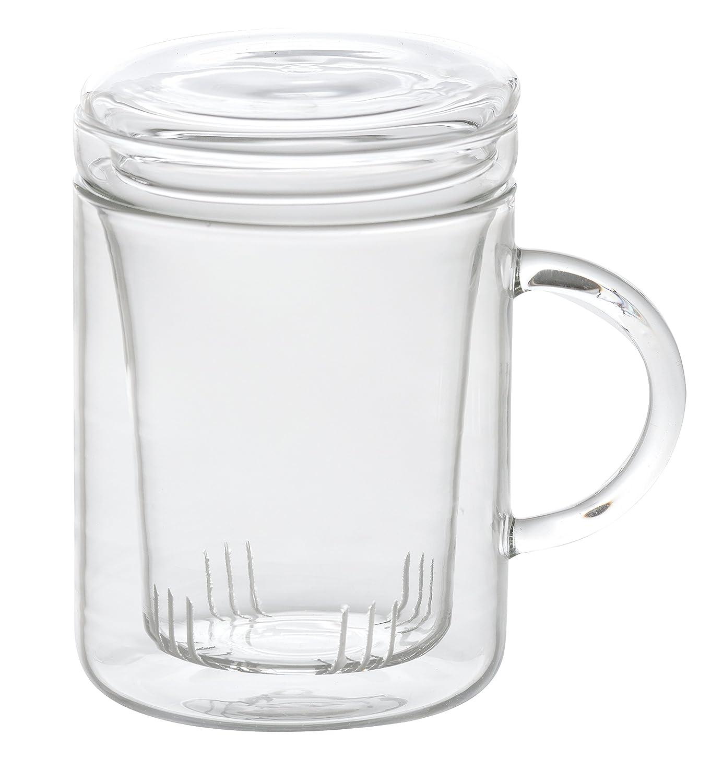 Bitossi Home BHV12556 Wasserfilter mit Deckel, 300ml