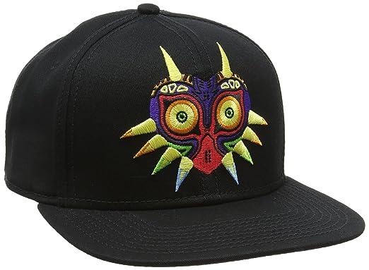 a22bed87ee3fd NINTENDO Zelda Majora s Mask Flat Cap