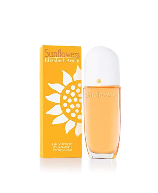 Amazon.com : Sunflowers By Elizabeth Arden For Women. Eau De ...