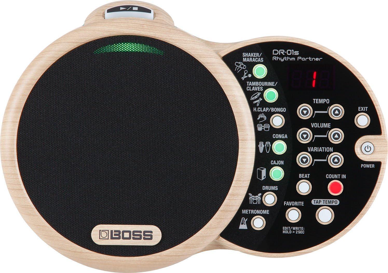 BOSS DR-01S - Preamplificador acústico y pedal de guitarra multiefectos