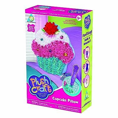 Orb Plush Craft Cupcake Pillow: Toys & Games