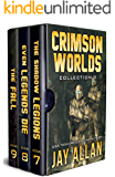 Crimson Worlds Collection III: Crimson Worlds Books 7-9 (Crimson Worlds Collections Book 3)