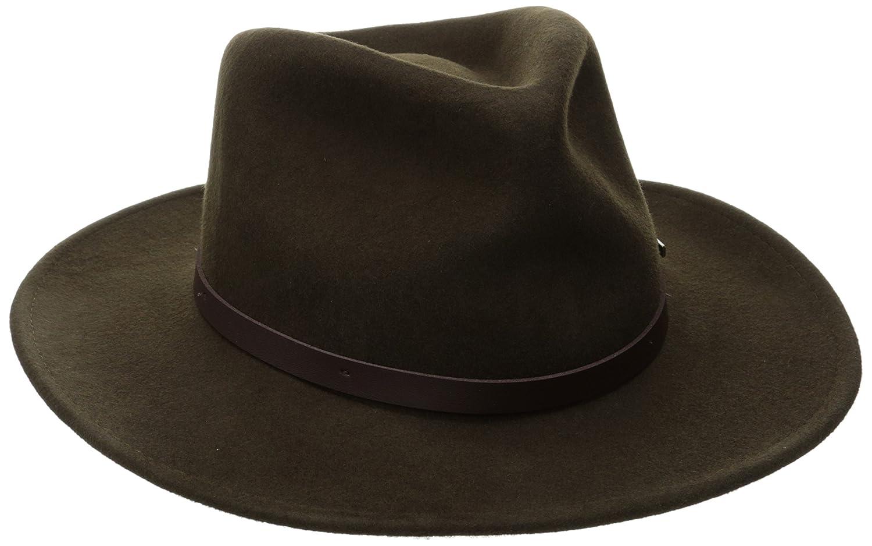 Woolrich Men's Crushed Felt Outback Hat