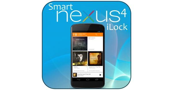 Nexus 4 iLock: Amazon.es: Appstore para Android