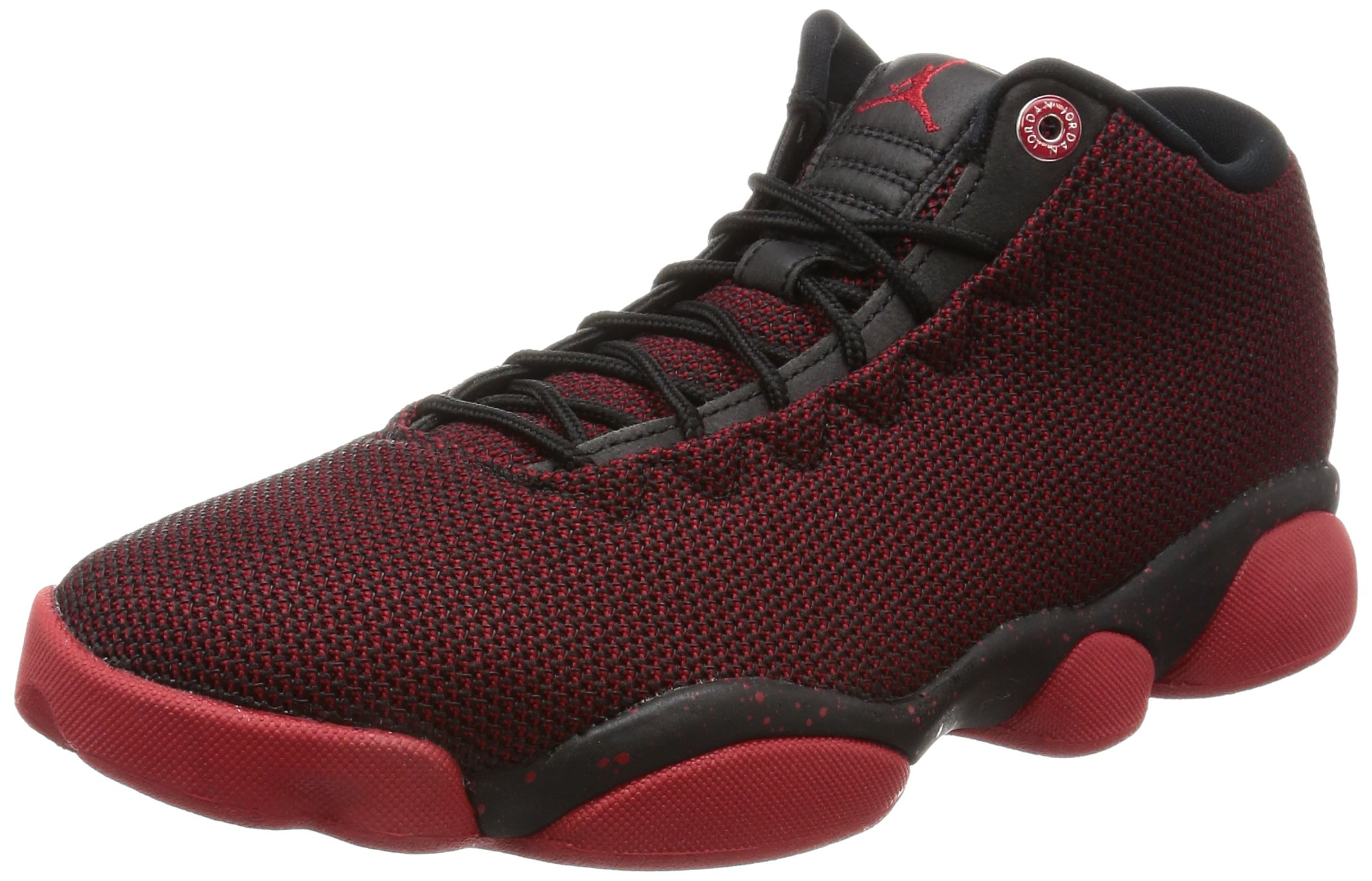finest selection b46ff add1e Galleon - Jordan Mens Horizon Low Basketball Athletic Shoes 12D M US (Night  Maroon White  Gym Red)