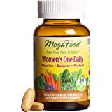 MegaFood - Women's One Daily, Supports Healthy Emotional Balance & Stress Response, 30 Tablets