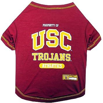 Amazon.com: Camiseta de la NCAA para perro, para fútbol y ...