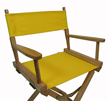 replacement cover canvas for directors chair round stick