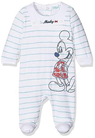 a91c7b352f54e Mickey Newborn Pyjama