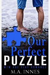 Our Perfect Puzzle: A M/m Age Play Romance (Pieces Book 3) Kindle Edition