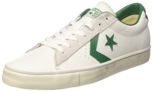 2dccfb437ce Converse Men s Pro Leather Vulc Ox Sneakers White (White Pool  Table Turtledove)