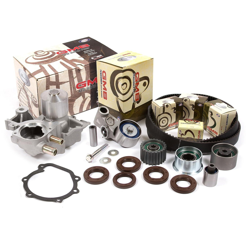 Amazon.com: 08-11 Subaru Saab Turbo 2.5 DOHC 16V EJ255 Timing Belt Kit GMB Water Pump: Automotive