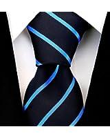 Scott Allan Mens Formal Pencil Stripe Necktie