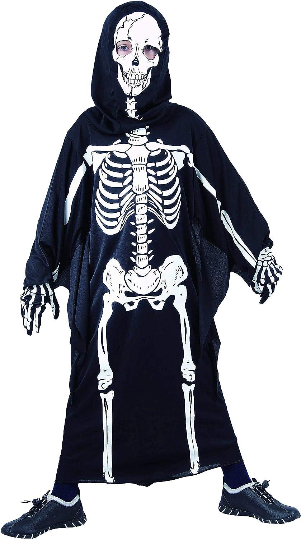 Magicoo Zombie - Disfraz de Esqueleto para niños y niñas, diseño ...