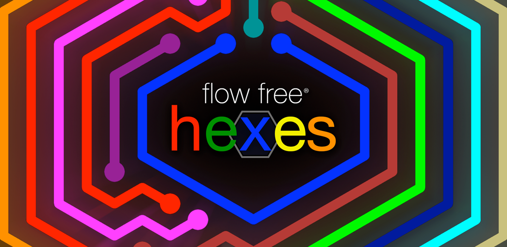 Flow Free Hexes - Editor's Choice