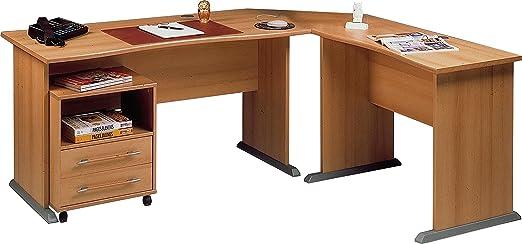 Schreibtisch Germania 0495 - 11 de escritorio ángulo combinación ...