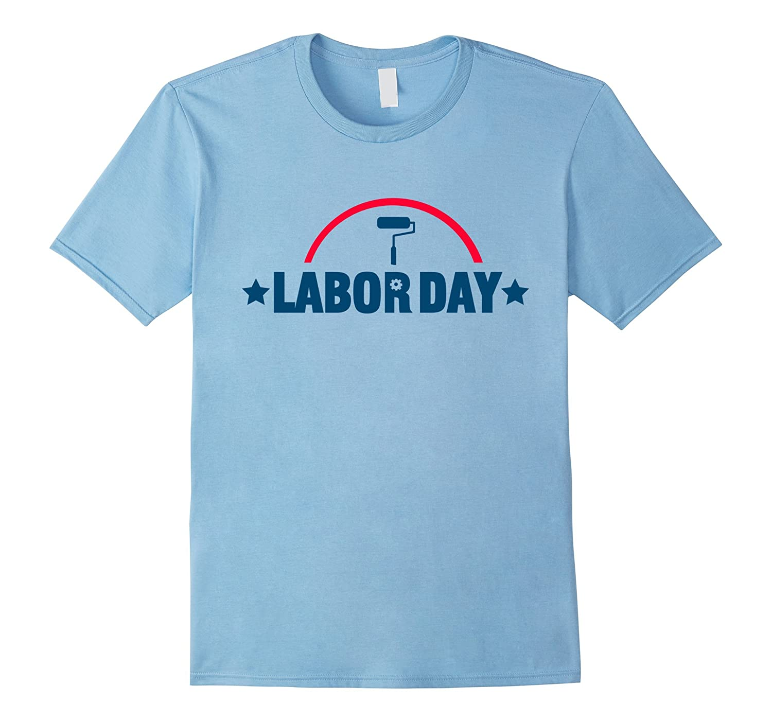Labor Day T-Shirt Gift For Workers-BN