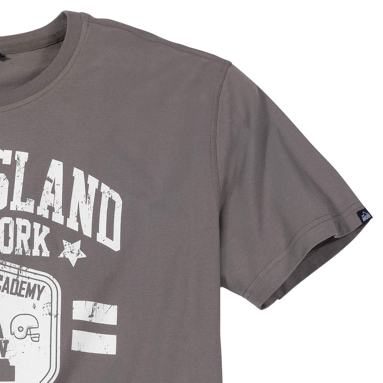 AHORN Legeres T-Shirt mit großem Long Island Print Print Print B07QC6JXJ2 Tops, T-Shirts & Hemden Modernes Design b7a3c1