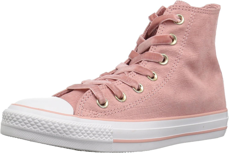 Converse Girls' CTAS Hi Fitness Shoes