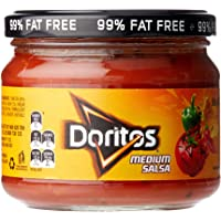 Doritos Medium Salsa, 8 x 300 Grams