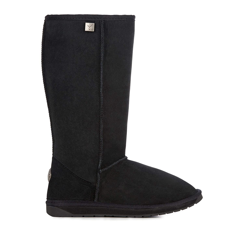 81900479005 EMU Australia Womens Stinger Hi Winter Real Sheepskin Boots